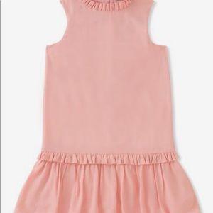 Kate Spade Girls Ruffle Color Dress
